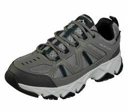 Gray Skechers Black Extra Wide Fit Shoes Men's Foam Sporty W