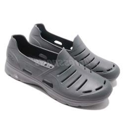 Skechers H2 Go Charcoal Grey Men Casual Walking Water Slip O