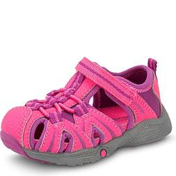 Merrell Girls Hydro Junior Toddler Water Shoe, Pink, 7.5 M U