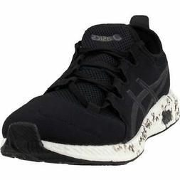 ASICS HyperGel-Sai  Casual Running  Shoes - Black - Mens