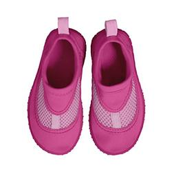 i play. Baby Unisex Swim Shoes Hot Pink 5M