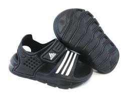 Infant Toddler Boys Girls Adidas Akwah 8 Q20761 Black White
