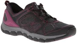 Clarks Women's Inframe Ease Water Shoe,Black,6.5 M US