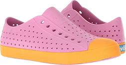 Native Shoes Unisex Jefferson Malibu Pink/Marigold Orange 9