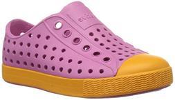 Native Kids Jefferson Water Proof Shoes, Malibu Pink/Marigol