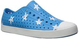Native Jefferson Water Shoe, Wave Blue/Bone White/Big Star,