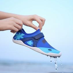 Kid Children Water Shoes Quick dry Boys&girls Slip-on Sport