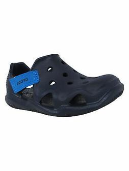 Crocs Kids Swiftwater Wave Water Friendly Sandal Shoes