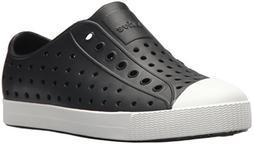 Native Kids unisex-kids Jefferson  Water Shoe,jiffy black/sh