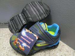 SKECHERS Kids Water Repellent Sneakers Shoes Size 5 SKECH TE