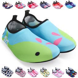 Kids Water Skin Shoes Quick Dry Aqua Socks For Child Boys Gi