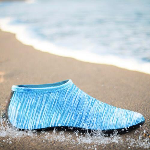 Adult Kid Barefoot Beach Quick-Dry Aqua Swim Sports