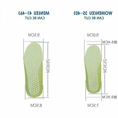 3 Insoles Shoes Sports Replacement
