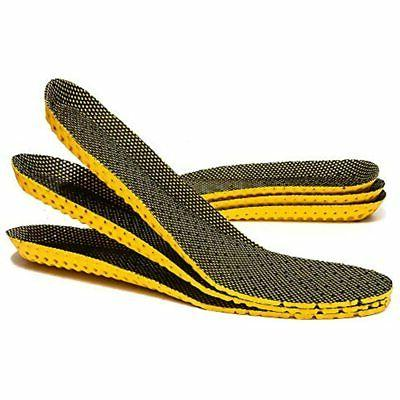3 Pairs Shoe Insoles Shoes Inserts Sports