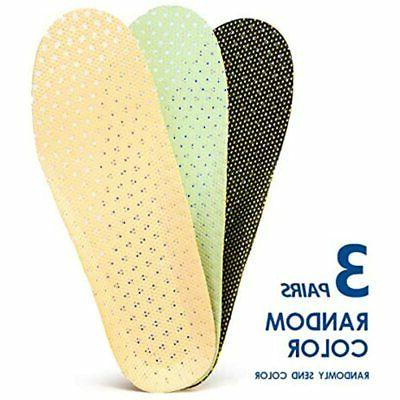 3 Pairs Breathable Shoe Sports For