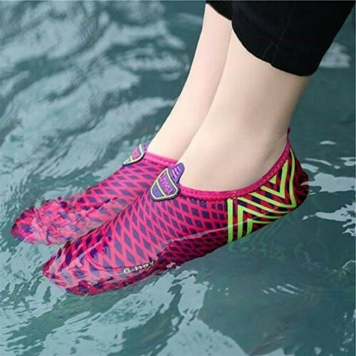8.5-9B L-RUN Shoes Barefoot Shoe Dive Surf Yoga