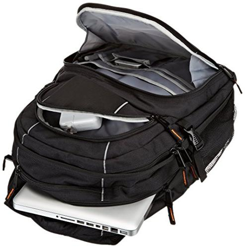 AmazonBasics Backpack for up 17-inches