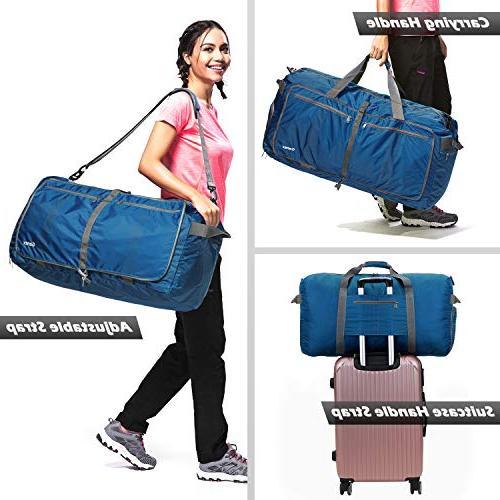 Gonex Travel Duffel Bag Gym Lightweight Travel Bag with Big Water