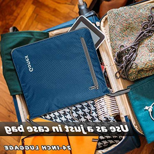 Gonex Duffel Bag Gym Bag Water