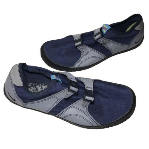 acg mens water shoes aqua size 10
