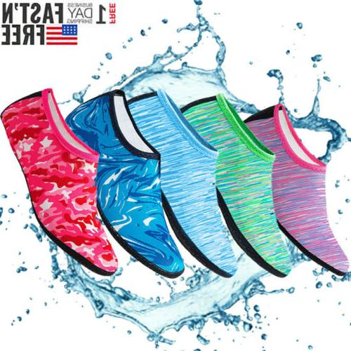 Adult Kid Barefoot Skin Quick-Dry Aqua Sports