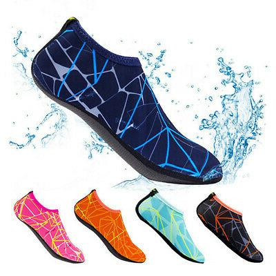 Adult Kid Barefoot Skin Aqua Beach Water Sports