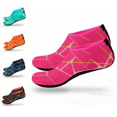 Adult Water Shoes Barefoot Socks Aqua Water Sports