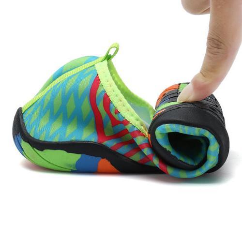 SAGUARO Adults & Aqua Socks Yoga Shoes