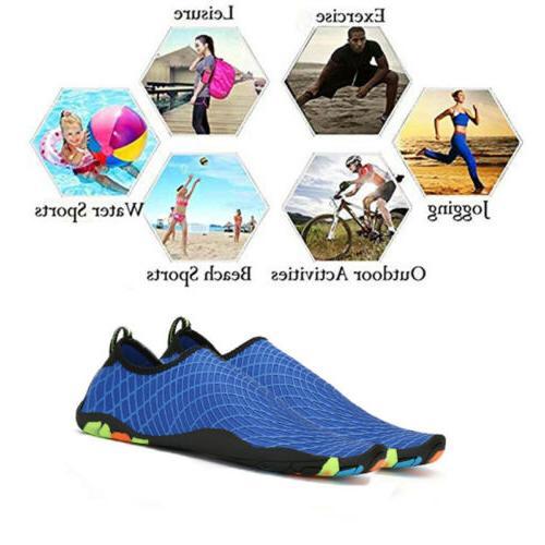 SAGUARO & Aqua Socks Water Shoes Shoes