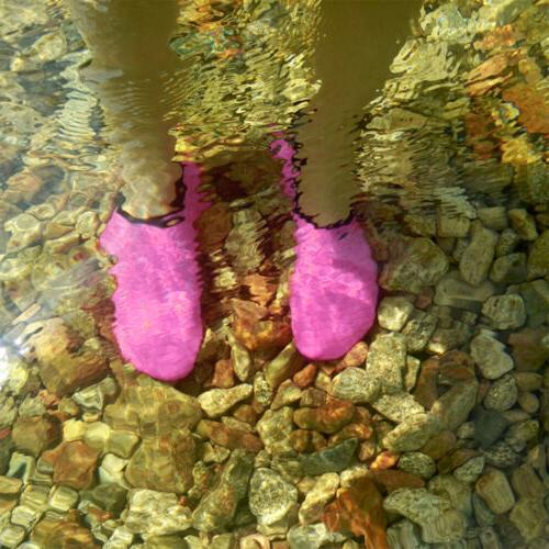 Adults Water Shoes Aqua Summer Yoga Skin Socks Beach Surf