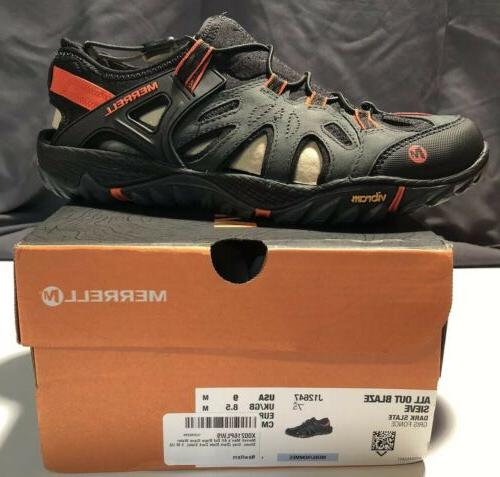 all out blaze sieve water shoes dark