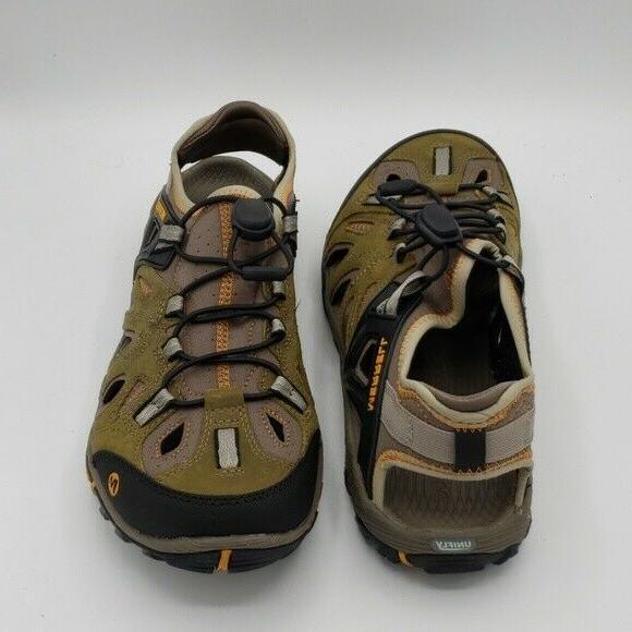 Merrell All Sieve Sandals Size 9