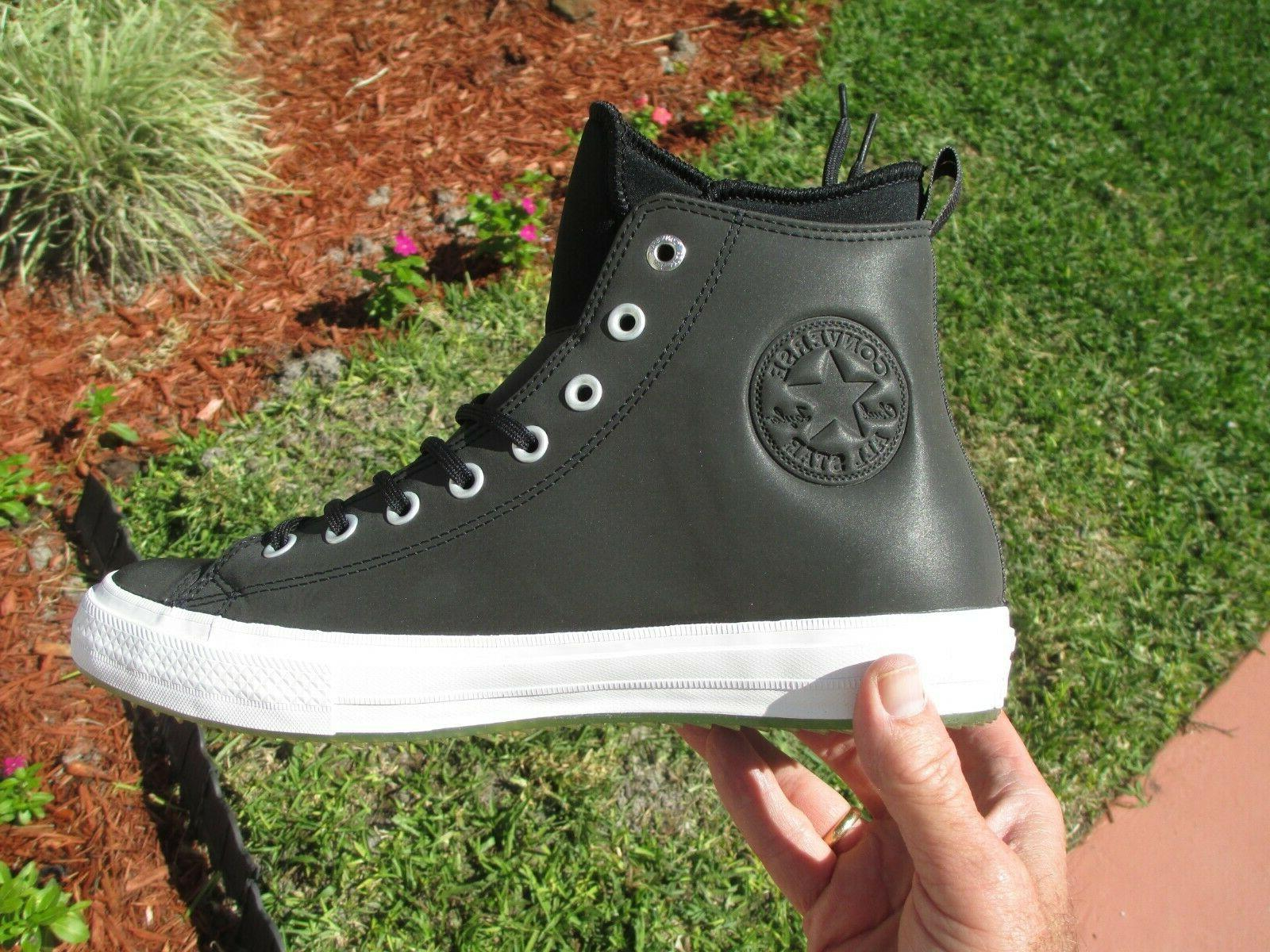 all star water proof boot black size