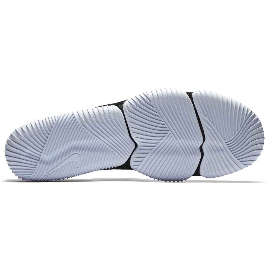 Sock - White, Athletic Water