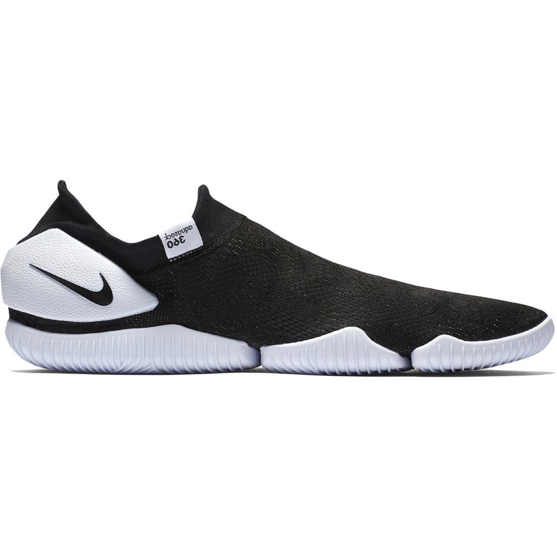 aqua sock 360 885105 001 black white