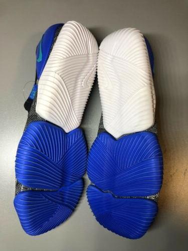 Nike Aqua Sock 360 Black Jade Blue Water Shoes Sz. 9