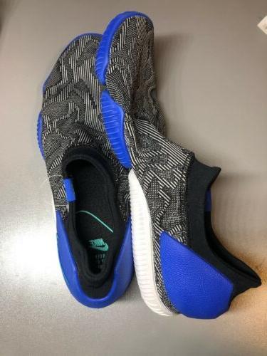 Nike 360 Black Hyper Jade Blue Water 9