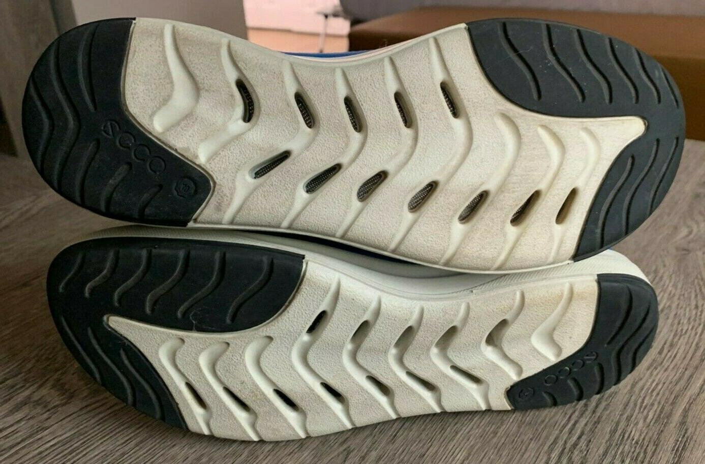 ECCO Water Shoes Blue Good Condition