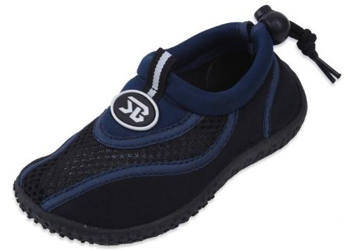 toddler navy black athletic water