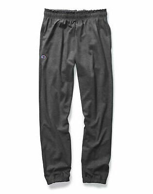 authentic men s athletic pants closed bottom