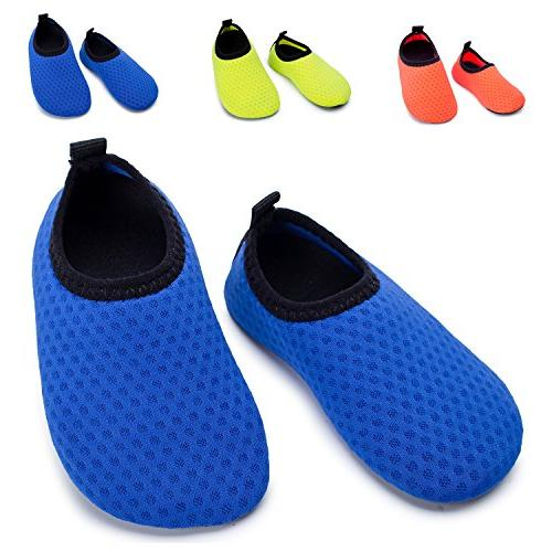 L-RUN Pool Baby's Water Shoes 12-18 Month=EU19-20