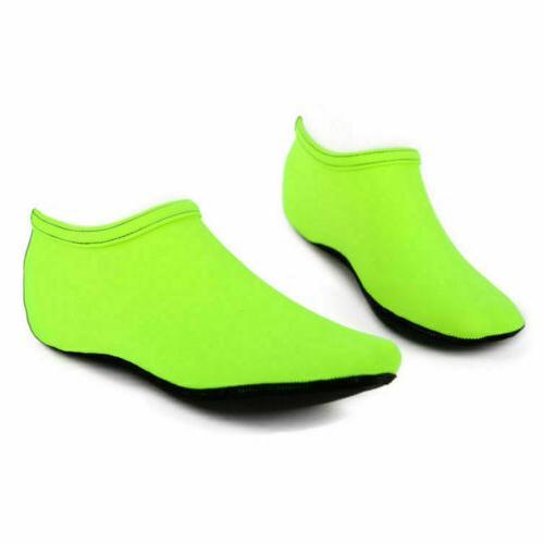 Beach Sock Water Shoes Men Women Dive Surf Swim Slip Sock
