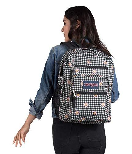 JanSport Big Student - Gingham