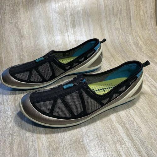 Ecco Biom Hiking Trail Shoes Zip Women's EU 42 US 11