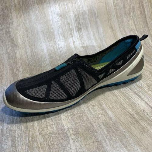 Ecco Trail Sneaker Flat Zip 42 11