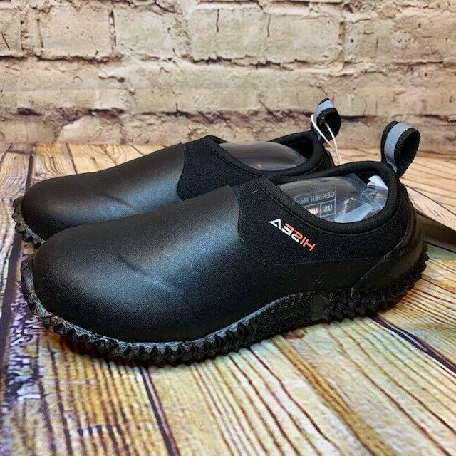 black waterproof unisex scuba diving water shoes