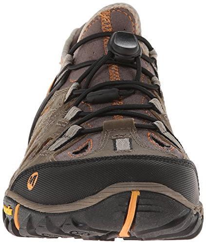 Merrell Men's All Out Blaze Water Shoe, Brindle/Butterscotch, M US