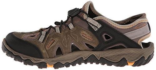 Merrell All Out Blaze Shoe, Brindle/Butterscotch, M