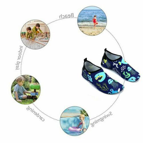 Boys Shoes Quick Dry Beach Swim Aqua Pool Surfing