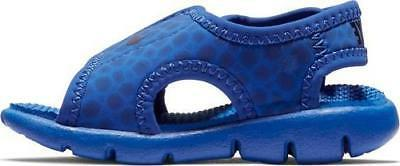 Boys' Toddler NIKE SUNRAY ADJUST 4 Blue Casual Water Sandals